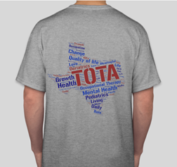 TOTA PAC - FUN RUN 2018 T-shirt